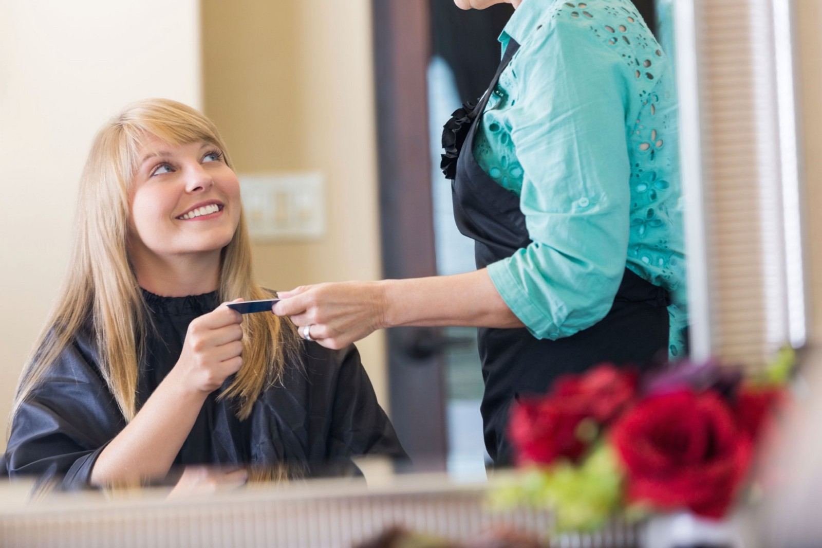 hair beauty industry happy stylist tell help salons makes lucky secrets hairstylist stylists tipping tips things