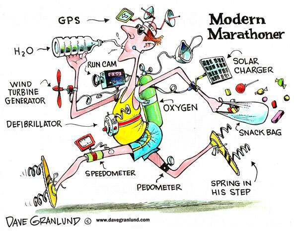 Running gear and gadgets – Srini Swaminathan – Medium