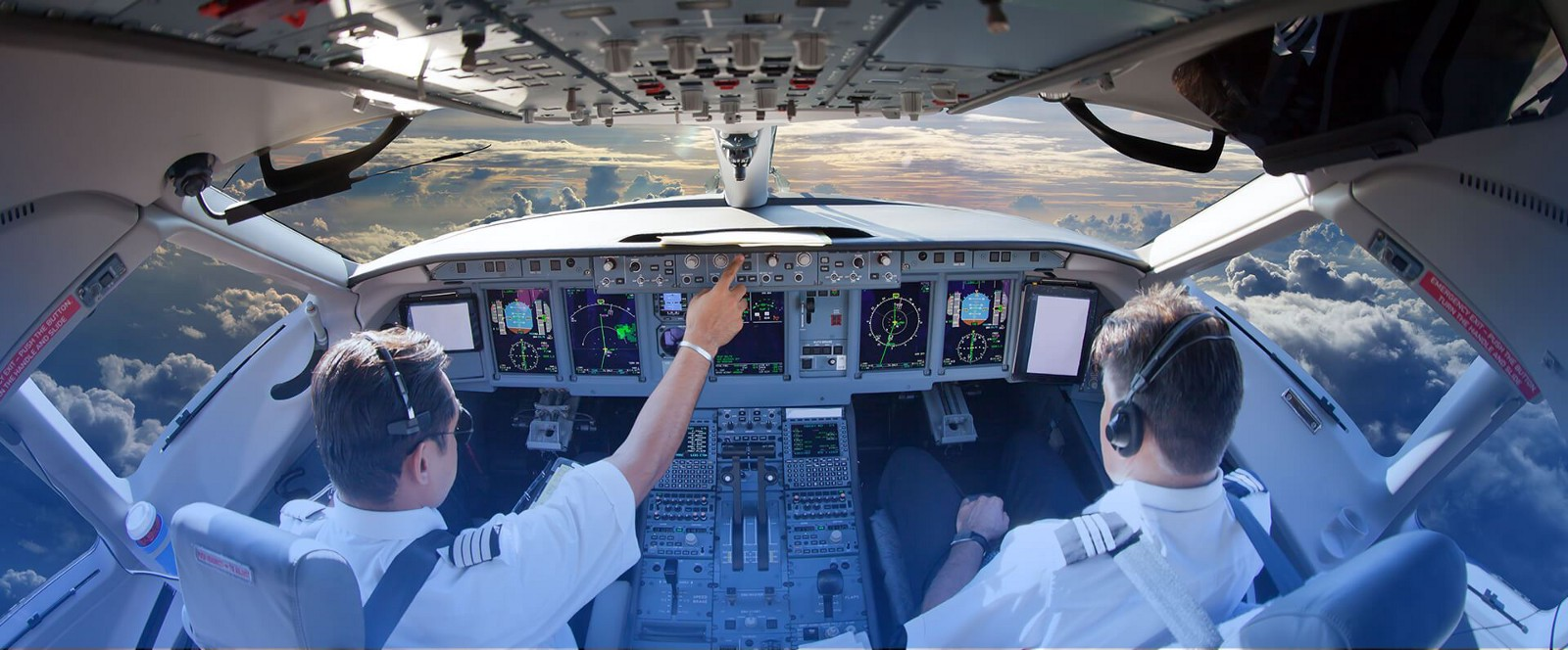 What Is Best Source For Aircraft Cockpit Parts Pilot Supplies Of An How Looks