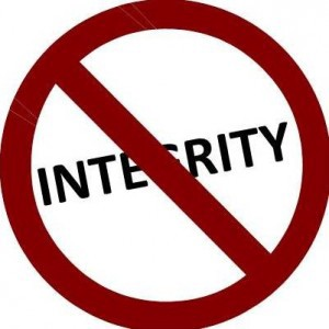 No Integrity, taken from google images search
