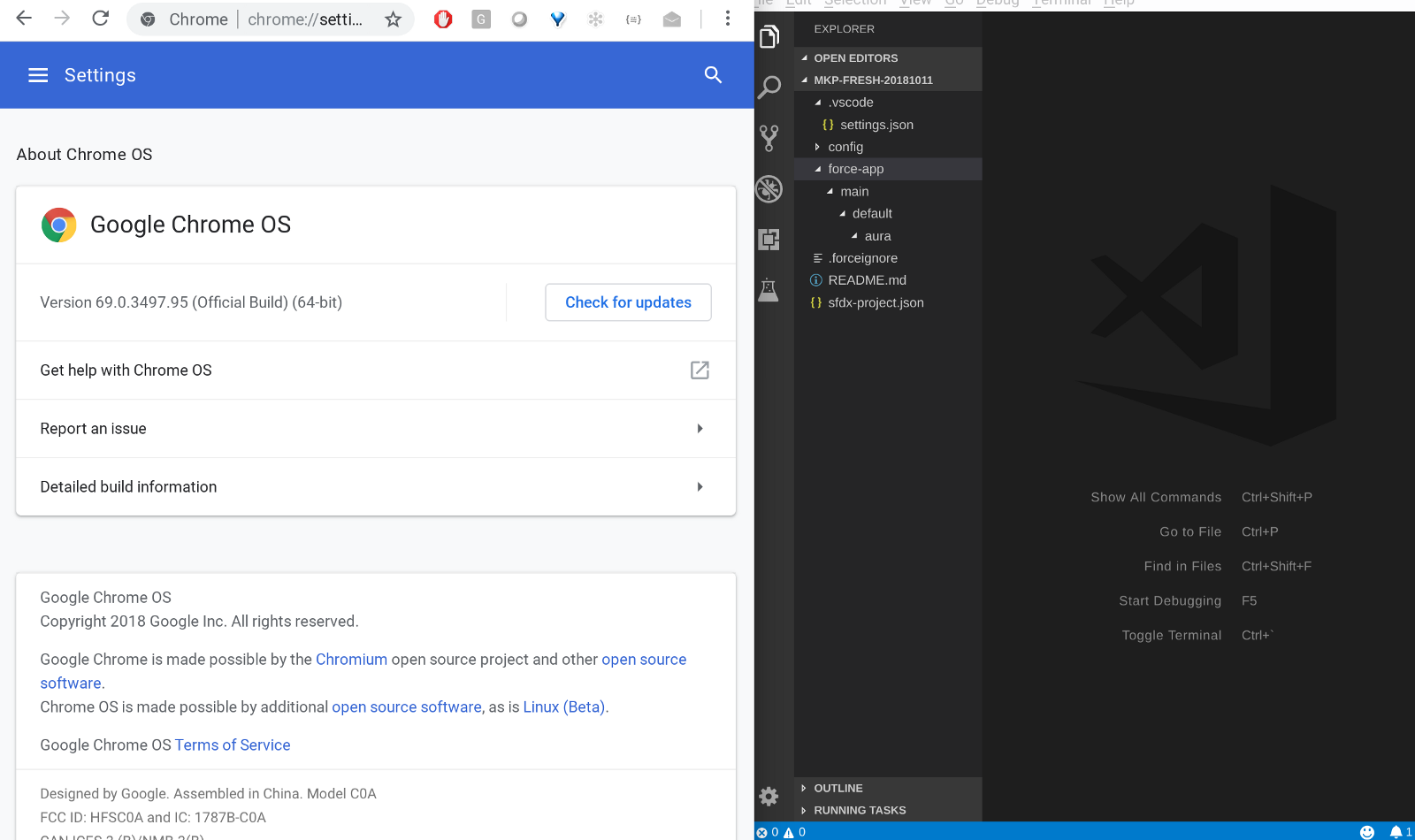 How to install vscode on chromebook | How to Use Skype on a