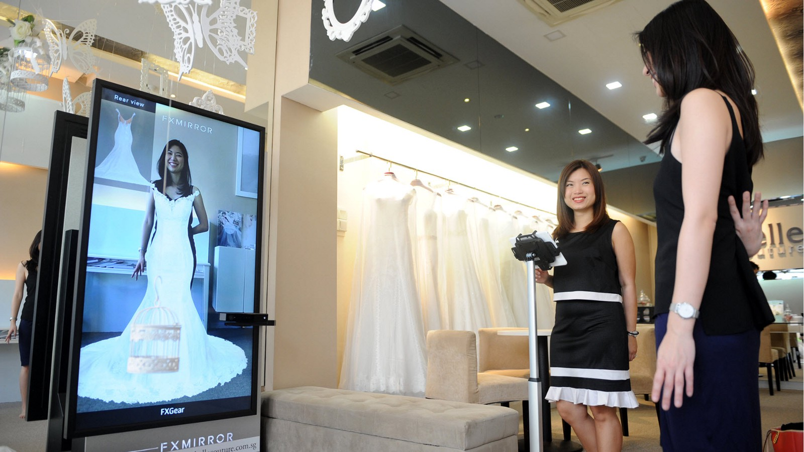 Augmented reality a conversion booster for ecommerce for Wedding dress stores in arkansas