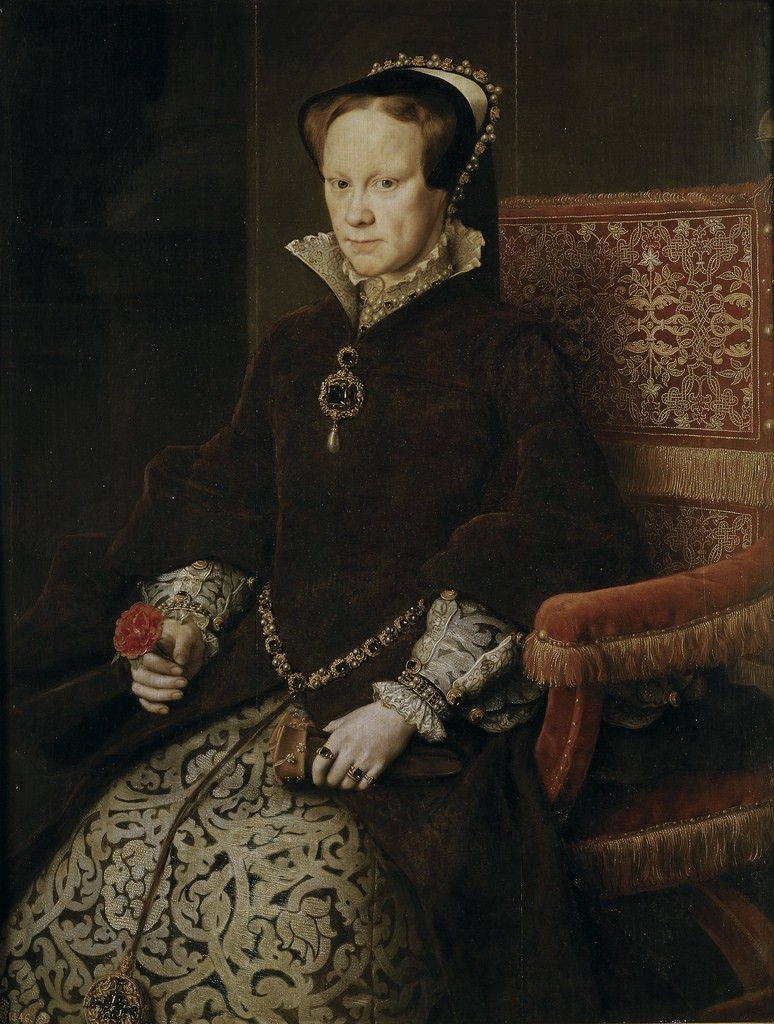 Was Queen Mary I The OG Bloody