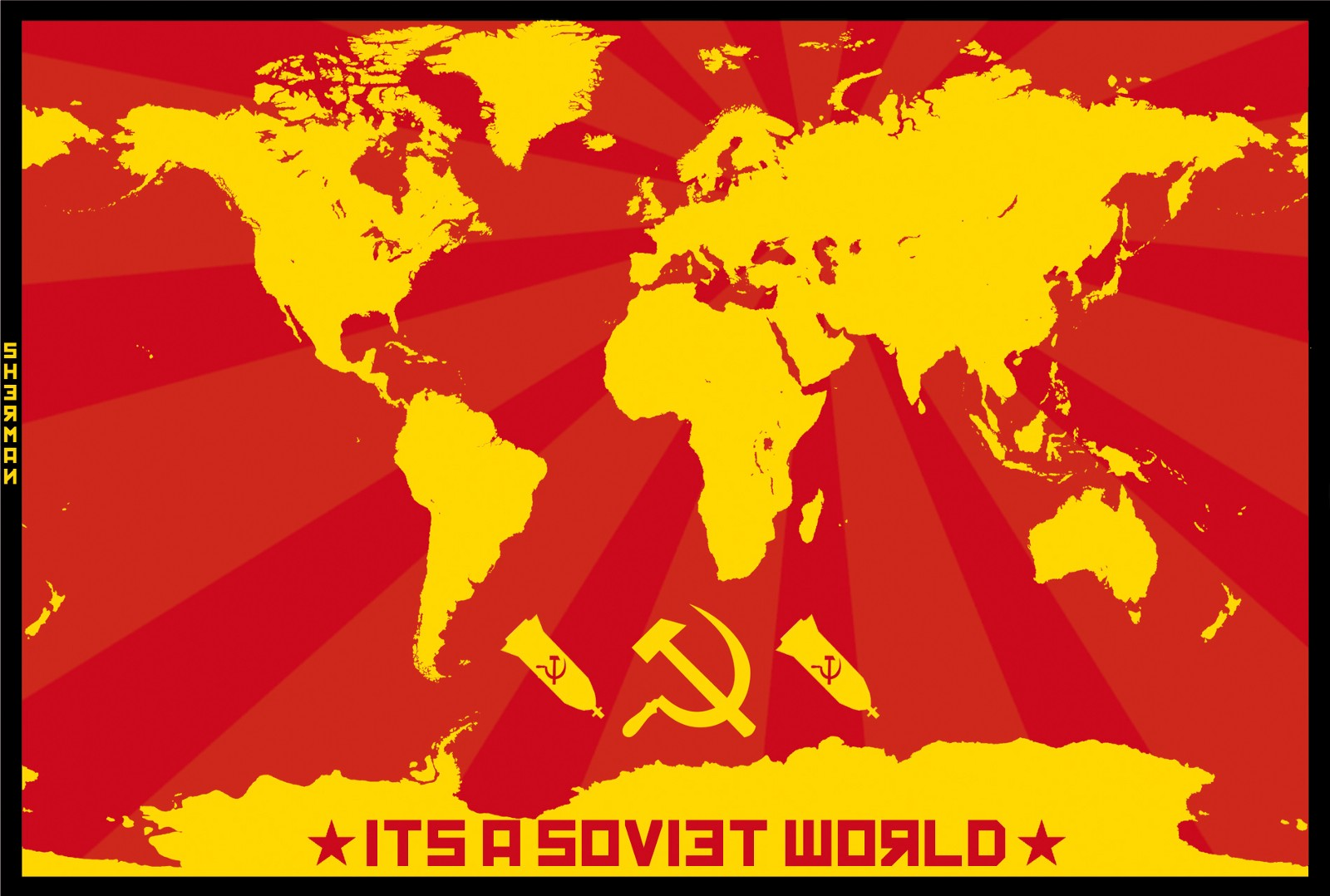 What If Communism Beat Capitalism In The Cold War Anirudh