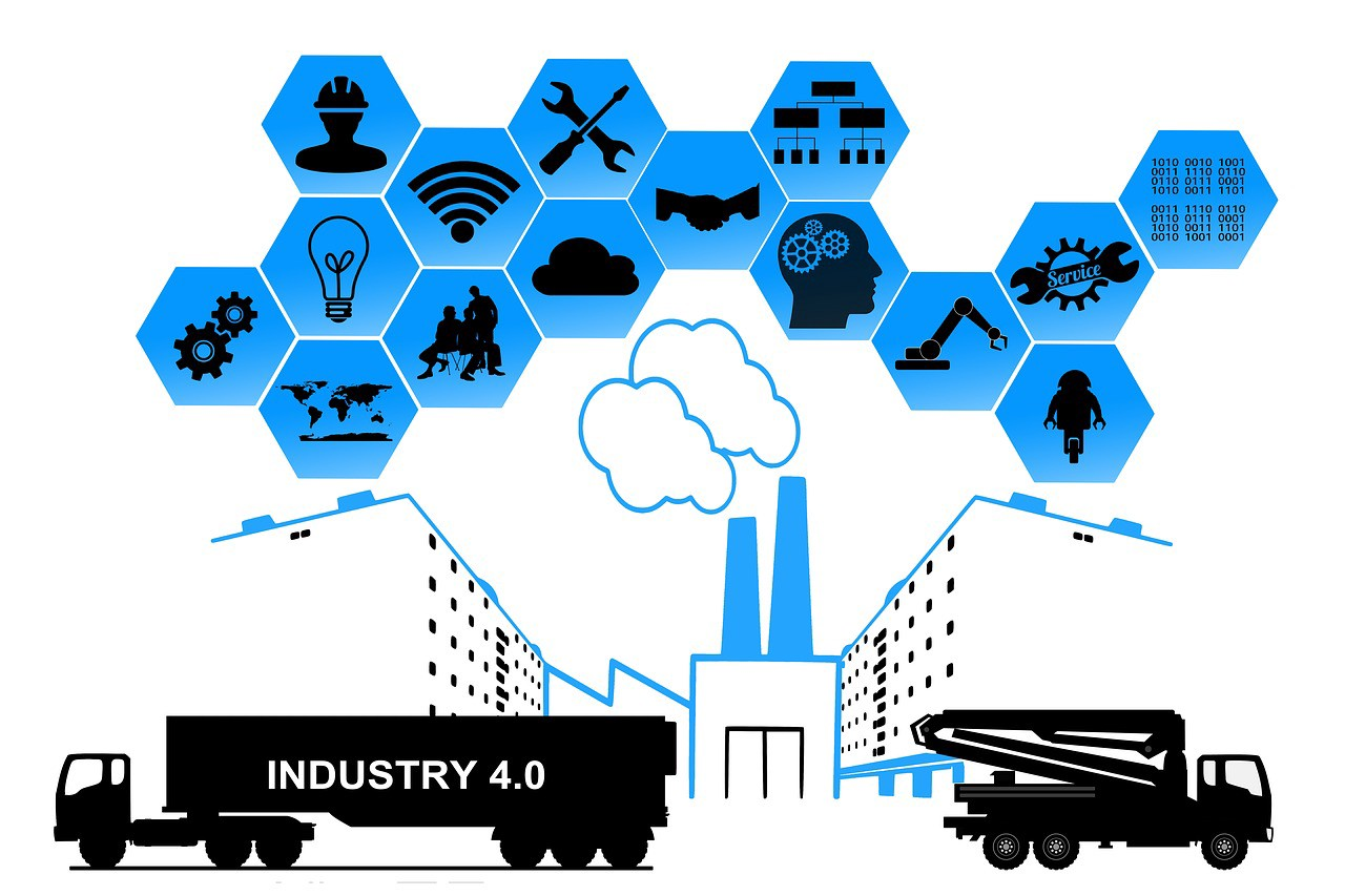 Kết quả hình ảnh cho Industrial services coming of age in the Fourth Industrial Revolution
