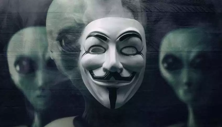 Anonymous says NASA is about to announce the existence of intelligent extraterrestrial life