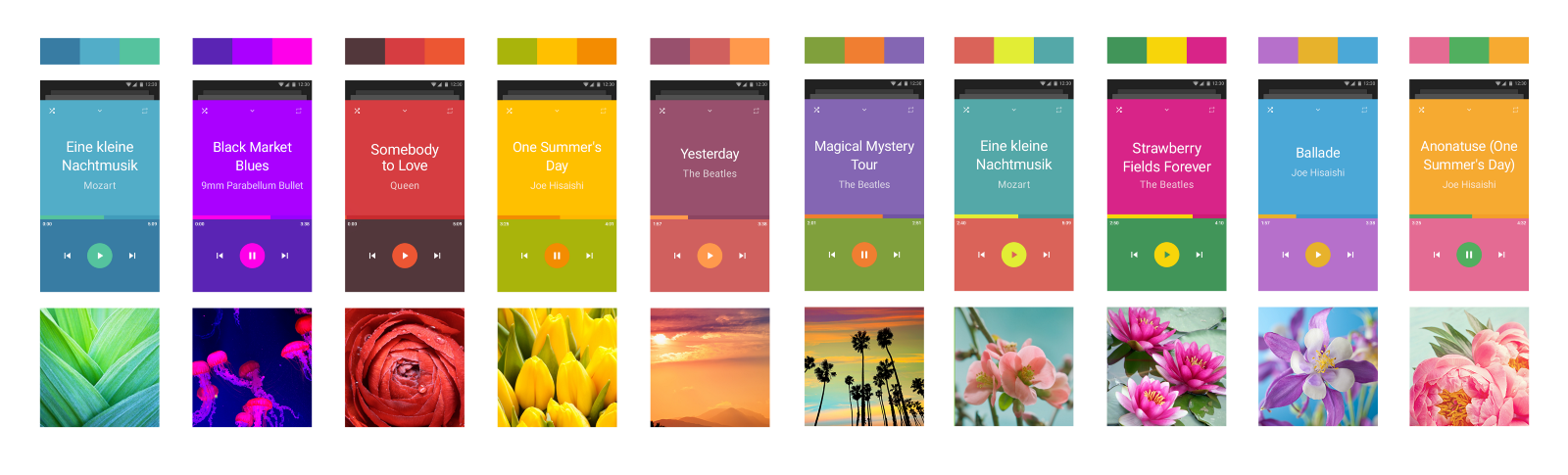 If There Are Some Developers Reading This Article Who Interested In Idea To Create A Music Player That Changes Cover Colours Based On Rhythm