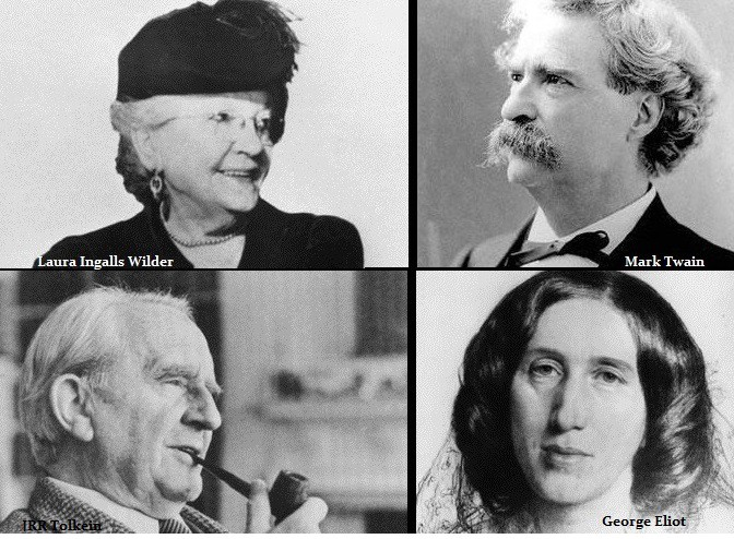 Published essays written by famous authors