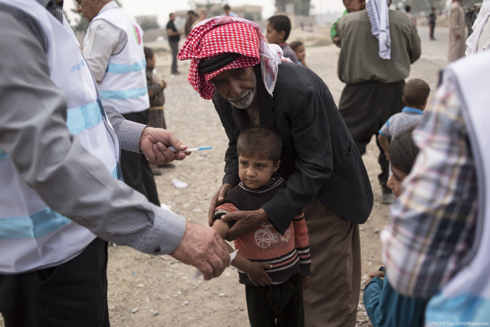 Latest from mosul rolling updates from unicef iraq the federal ministry of health in coordination with the kurdistan region ministry of health and with the support of unicef and the world health organization publicscrutiny Gallery