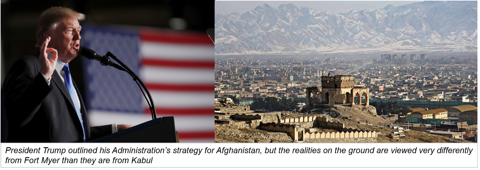 Trump's Afghanistan Policy: More of the Same – Fernando