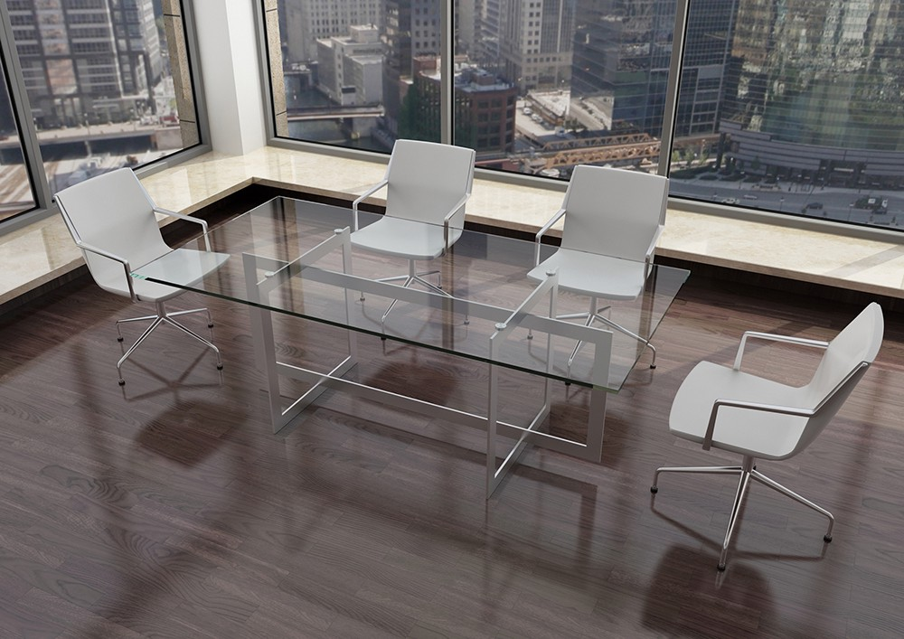How To Choose The Conference Table Guide To Size Shapes - Conference table shapes