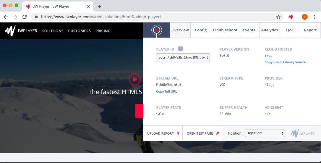 Chrome extension download jw player video | Download JW Player