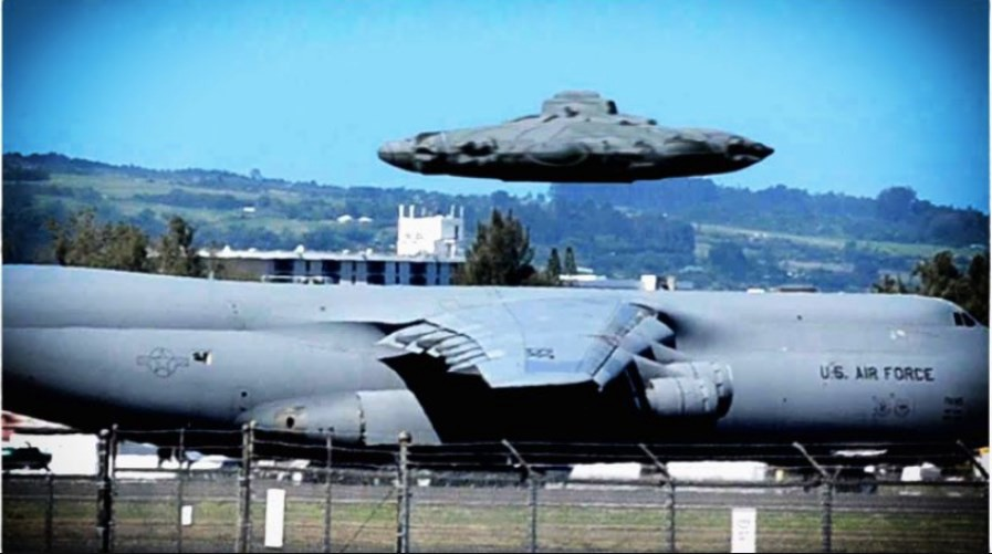 USAF HAS BEEN QUIETLY TESTING ALIEN TECHNOLOGY AT NELLIS AFB [VIDEO]