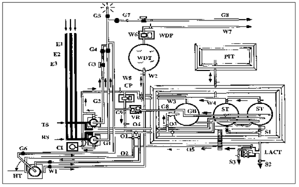 headers and injecting chemicals in oil and gas production gas tank wiring diagram