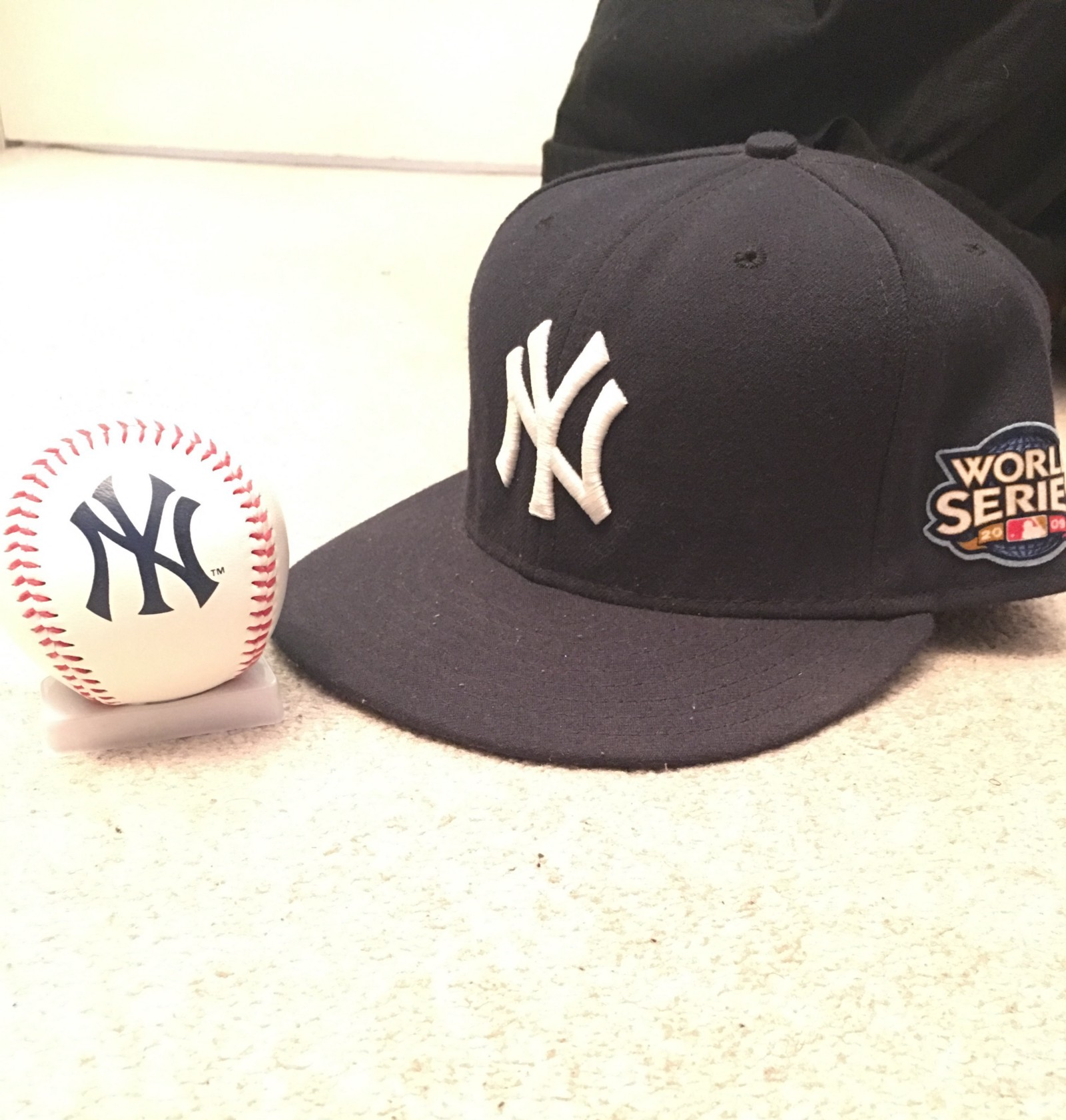 I Made the Yankee Hat More Famous Than a Yankee Can c320fd2f342