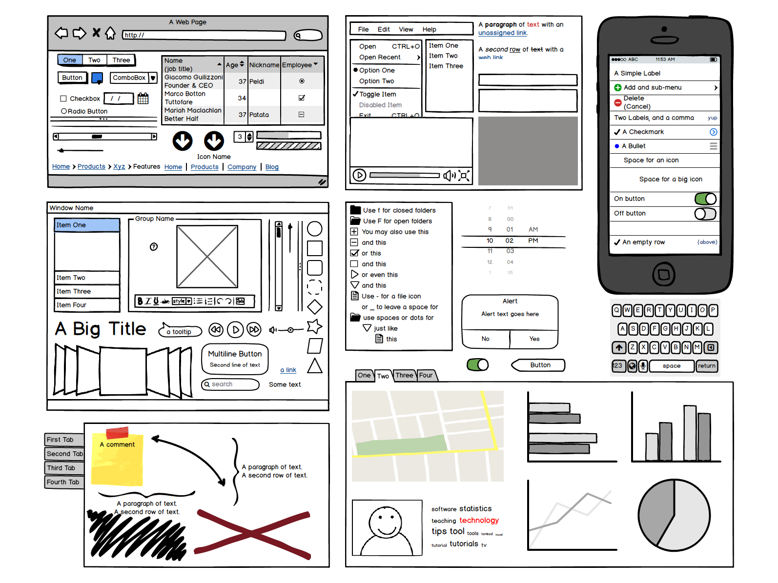 7 Easy Steps On Getting Started In Balsamiq Design