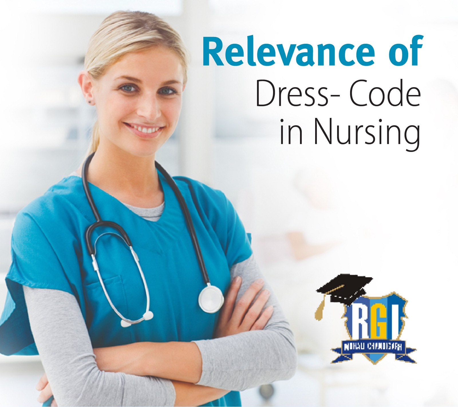 c361196992098 Relevance of Dress- Code in Nursing. Go to the profile of Rattan Group Of  Institute