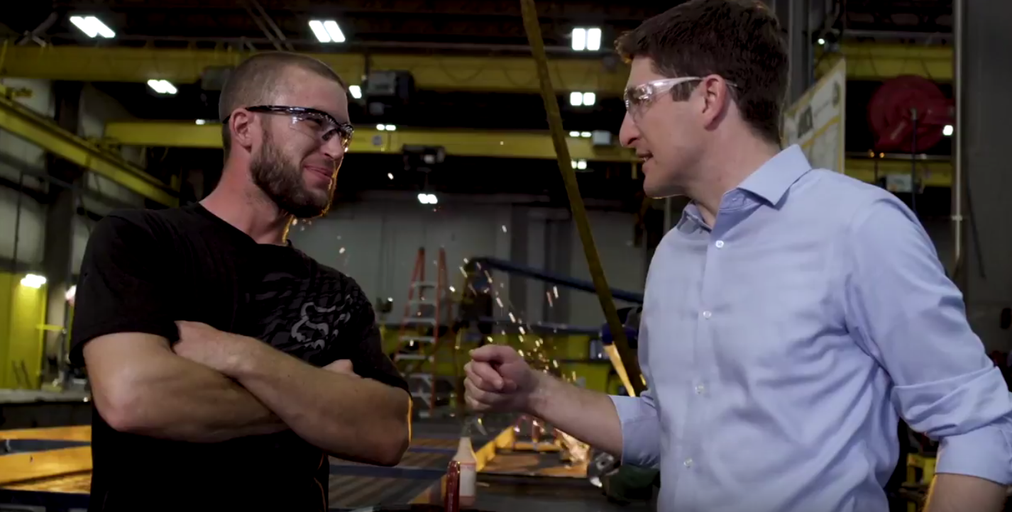 Bryan Steil New TV Ad: Put American Workers First – Onward
