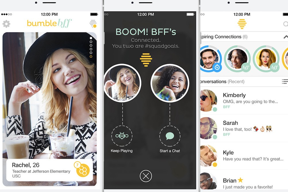 Bumble hookup app how does it work