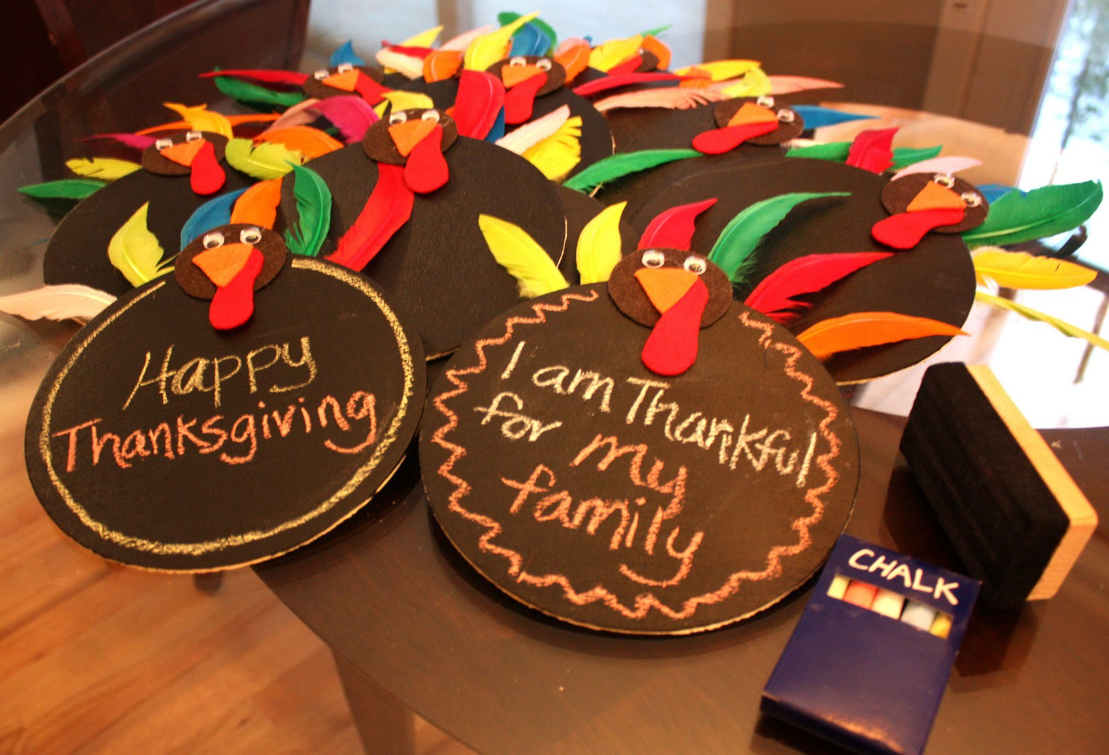 Thanksgiving Craft Ideas For Kids Part - 45: Best 3 Fun Happy Thanksgiving Crafts Ideas For Kids