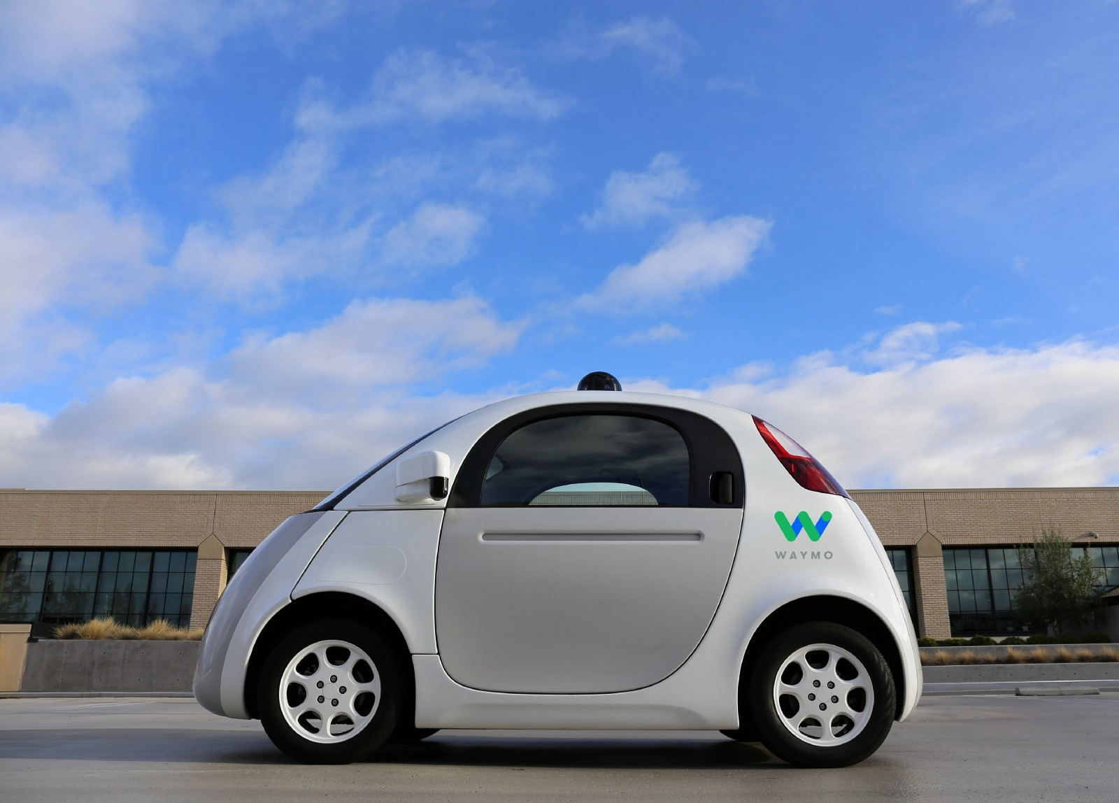 Say hello to Waymo: what\'s next for Google\'s self-driving car project