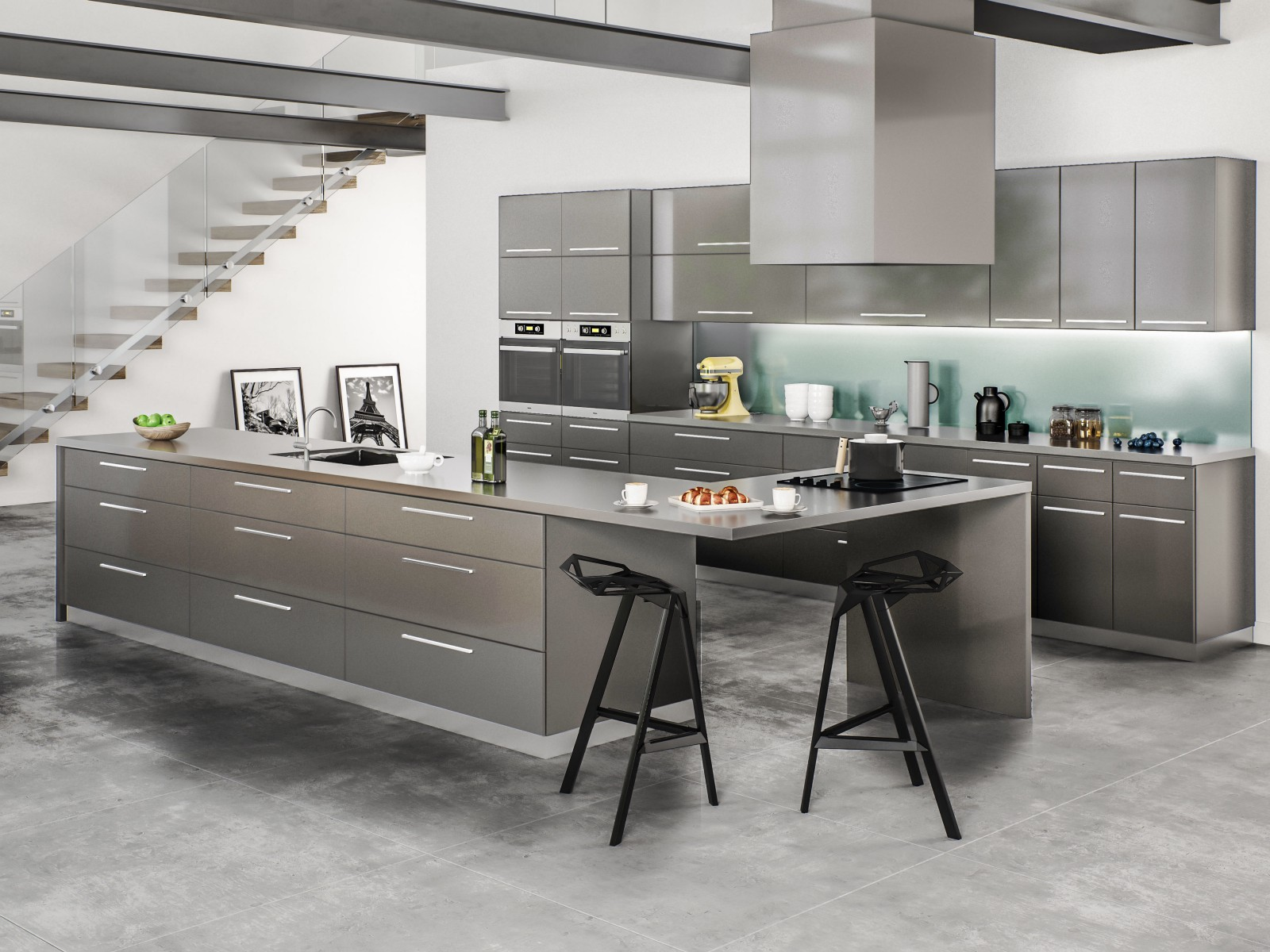 EdenHall Kitchens Giving Life To Modern Kitchen Design Ideas Expertly