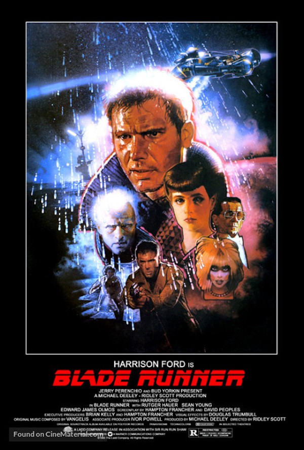 """Go Into The Story Script Reading & Analysis: """"Blade Runner"""""""