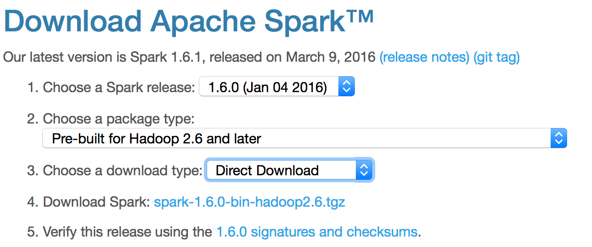 Install Spark On Mac Pyspark Michael Galarnyk Medium