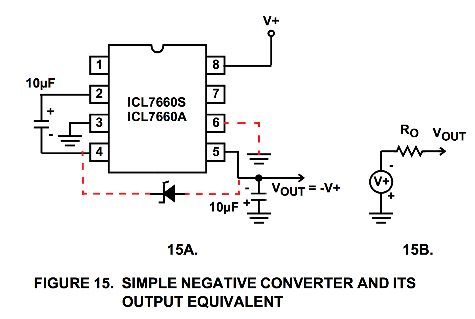 Voltage Regulators Revisted Lm317m 7812 Mcp170x Mic5219 And Icl7660 General Application Schematic For Mosfet With 10 F Electrolytic Capacitor Across Pins 2 3 Cap Another The Output On Pin 5 Ground