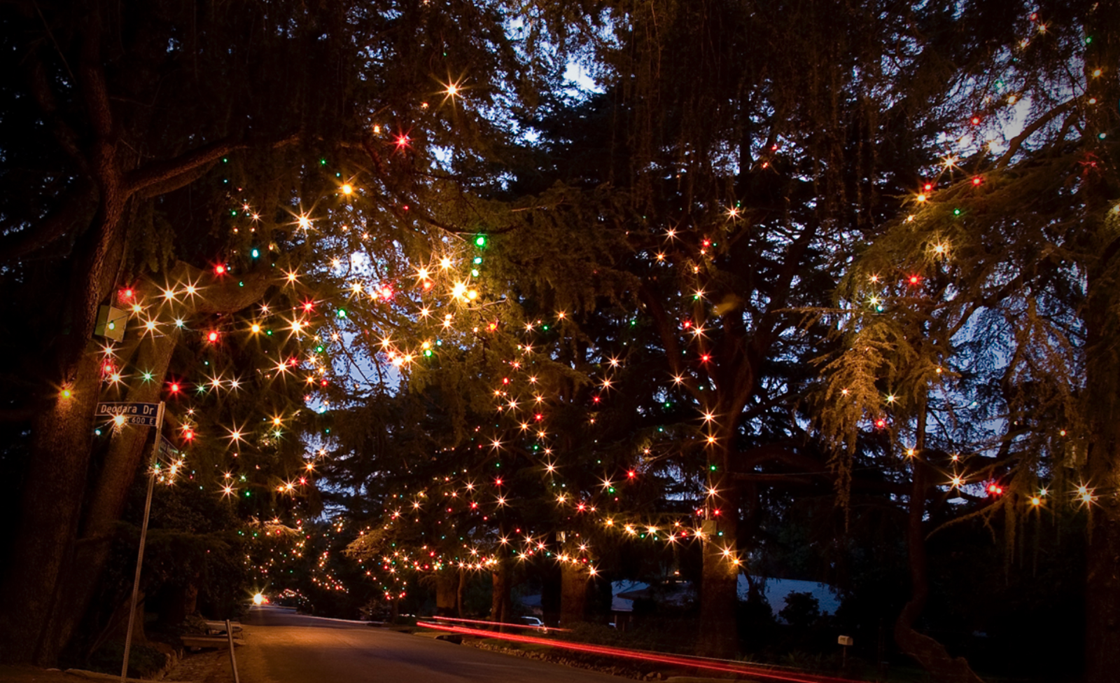 The Best Neighborhoods In L A To See Winter Wonderland Lights
