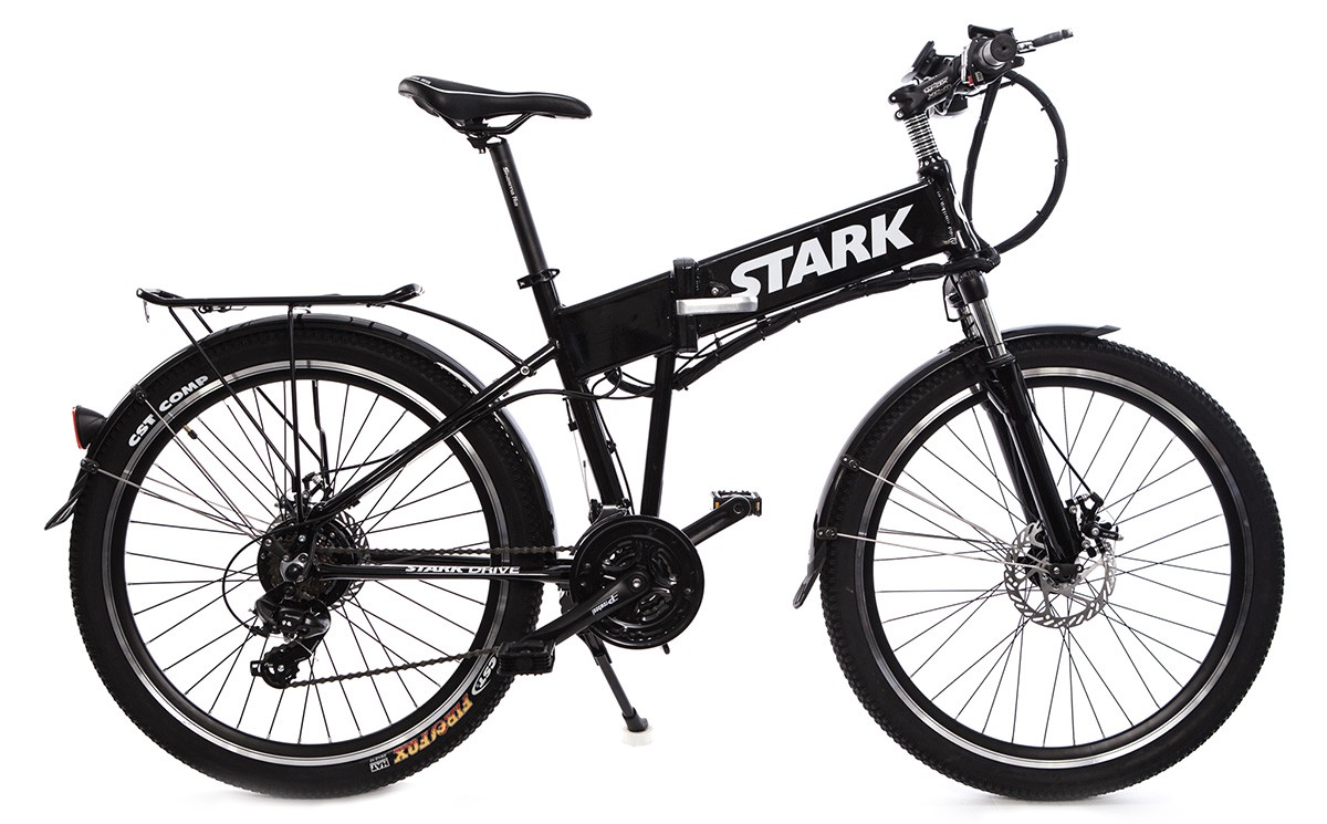 Bicycles Stark: reviews, review, features 3