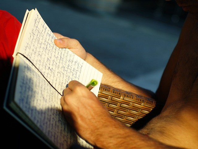 The Art of Mindful Writing