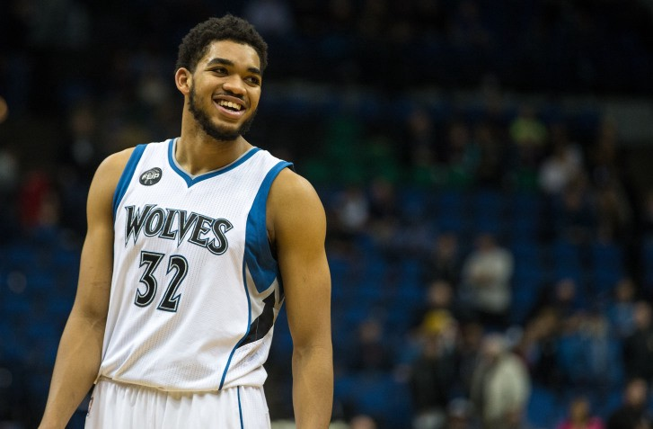 f8a38650d Karl Anthony-Towns is on the path to becoming a player than can lead a team  to a championship. But first