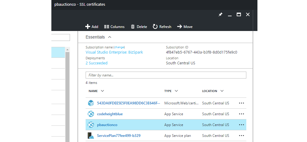 Install Ssl Certificate To Azure Web Application Josh Yates Medium
