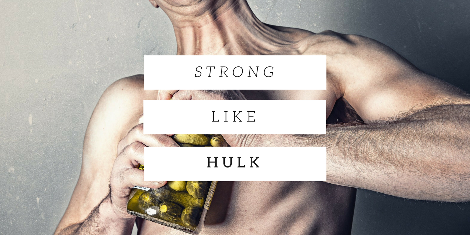 How to restore muscle