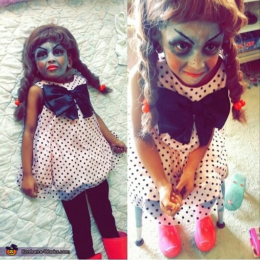 annabelle a halloween costume ideas list without annabelle no way