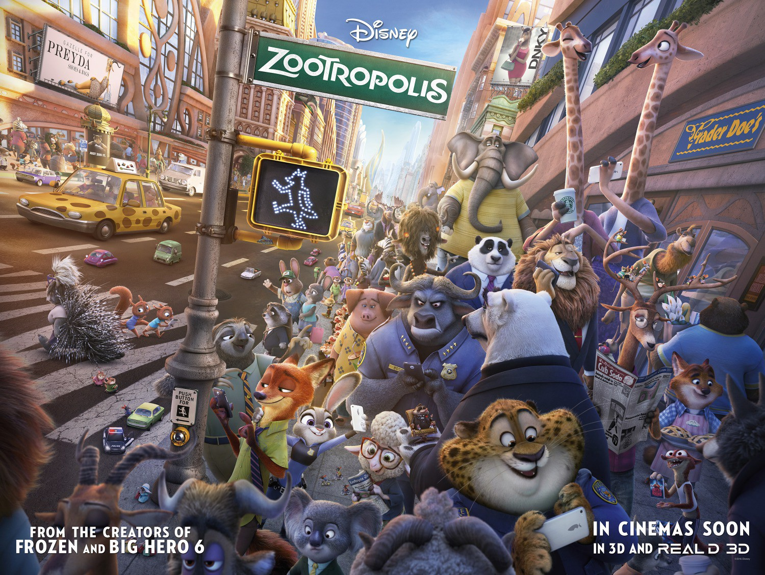 an analysis of the film zootopia Zootopia might not take the political stance that you think it does i think the movie makes the most sense if viewed as mockery and contempt for social justice activists, but with enough lip service to (apparently) sneak it under their very noses.