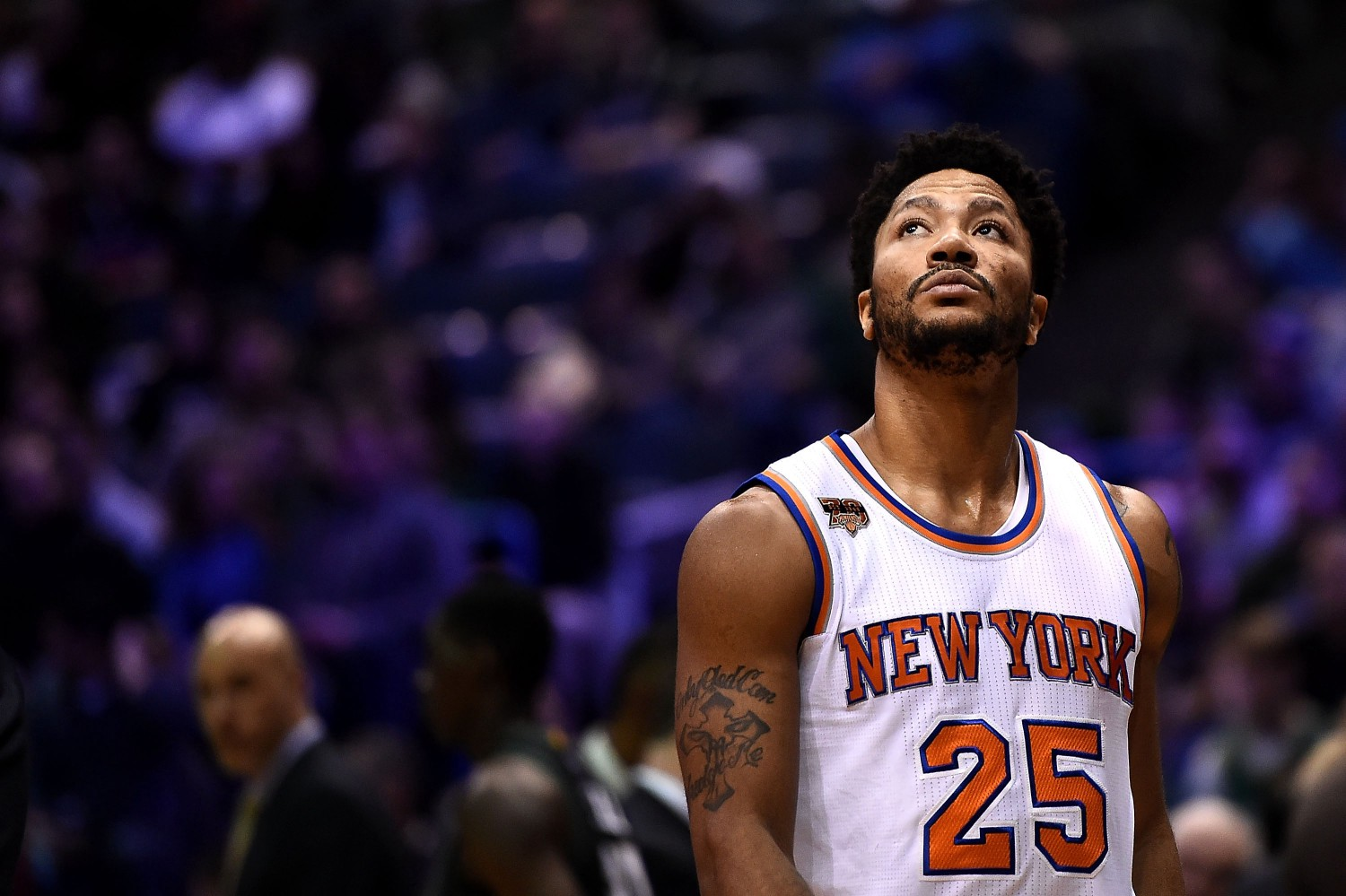 """1c3e398c46b3 Derrick Rose and the Disappointment of """"What Was"""" – The Unbalanced ..."""