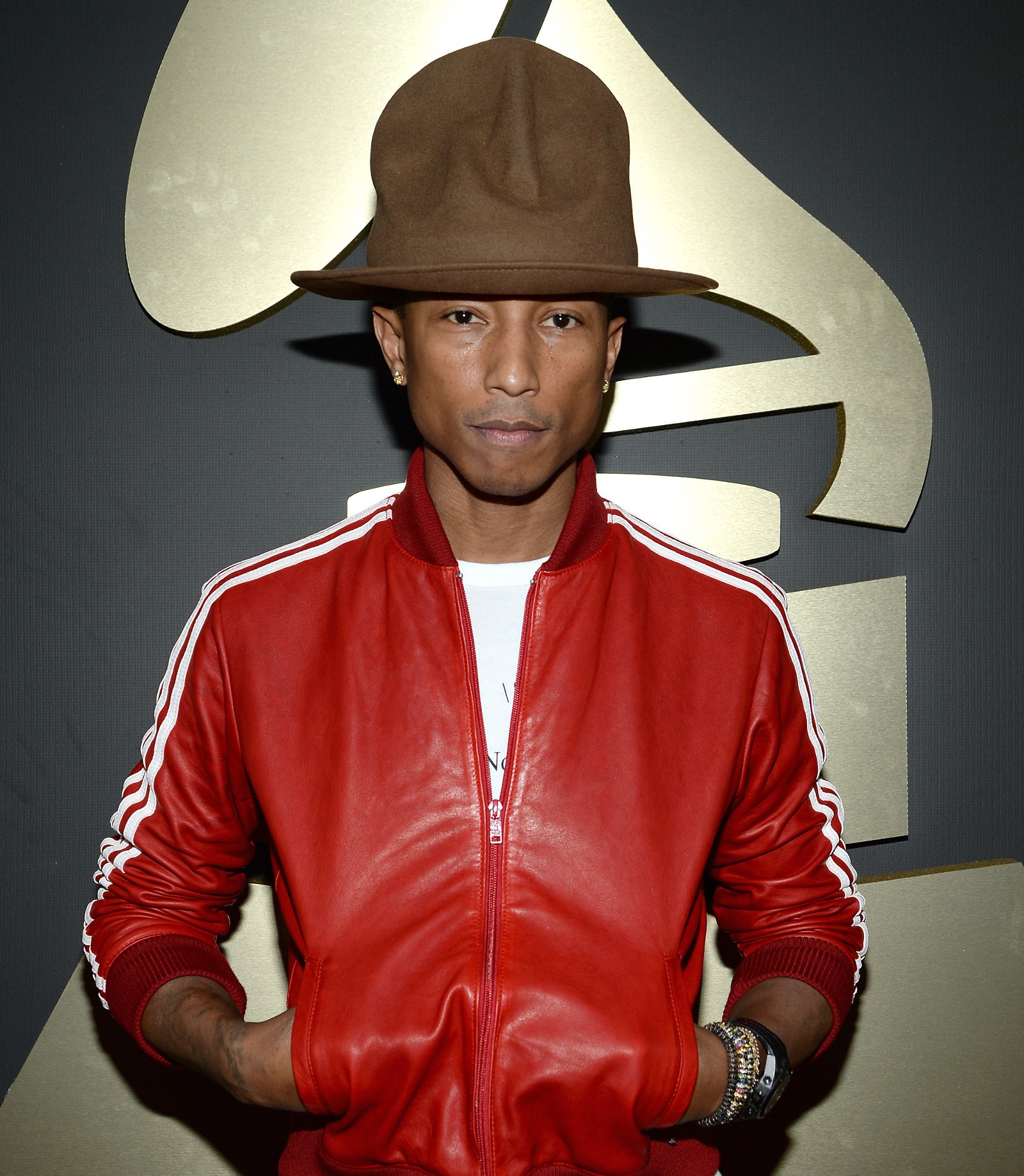 A Year of @Pharrellhat