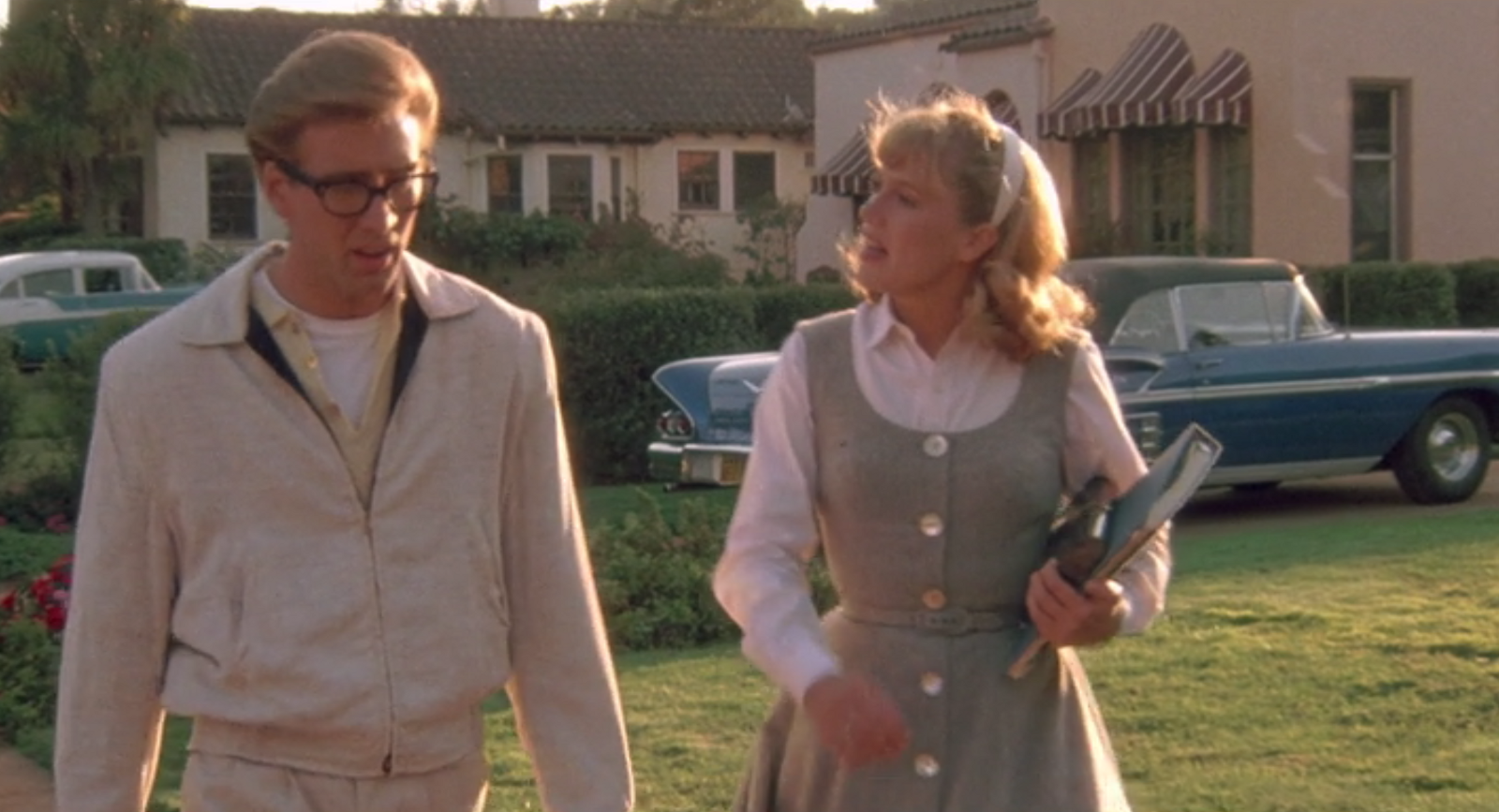 Peggy Sue Got Married The 3rd And Final Collaboration Between Cage And His Uncle Francis Ford Coppola Bears Some Striking Superficial Similarities To The