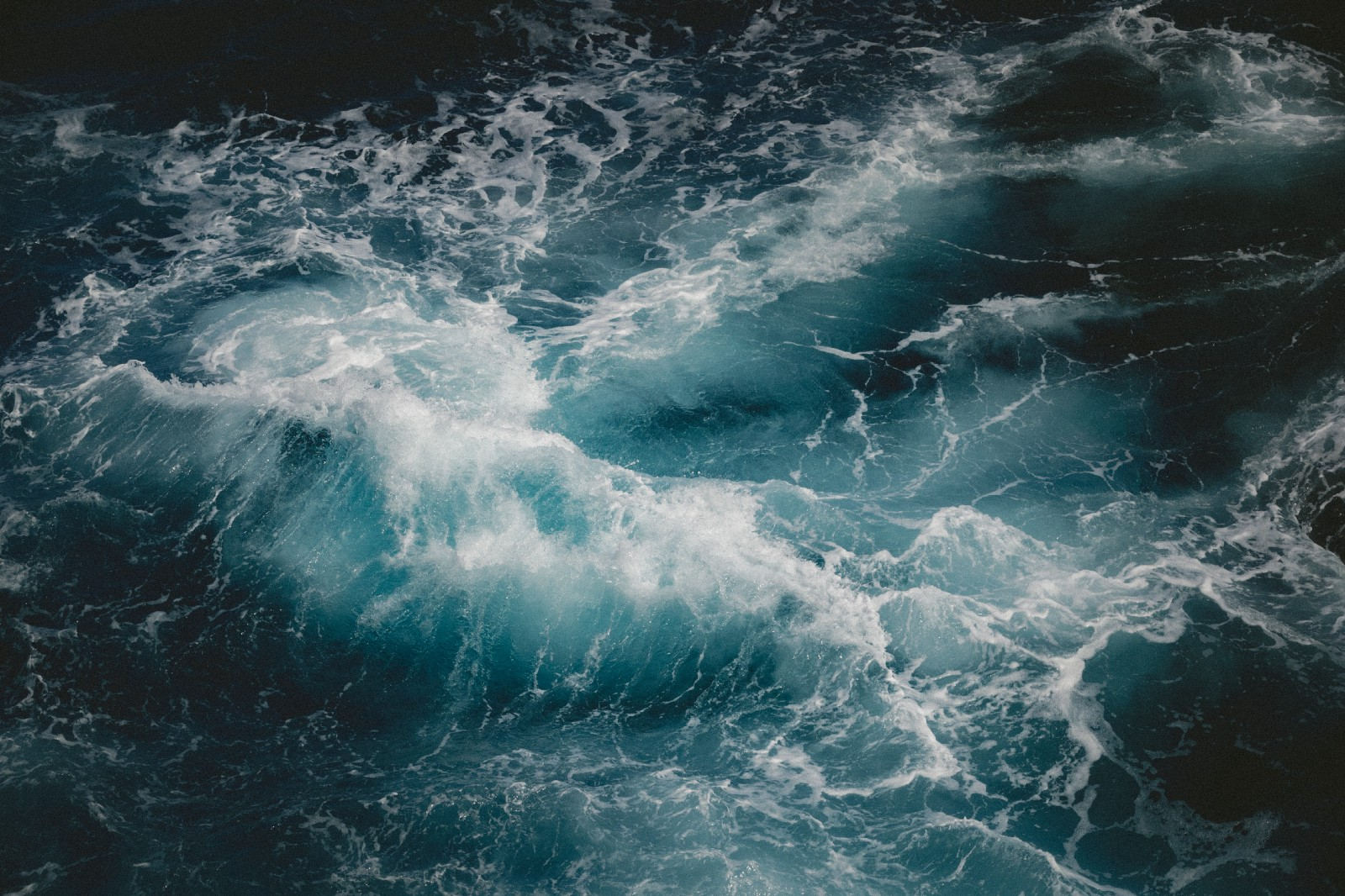 Storms Within Storms (The Ocean)