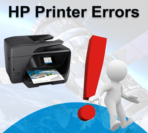 What are the common HP error codes and how to solve it?