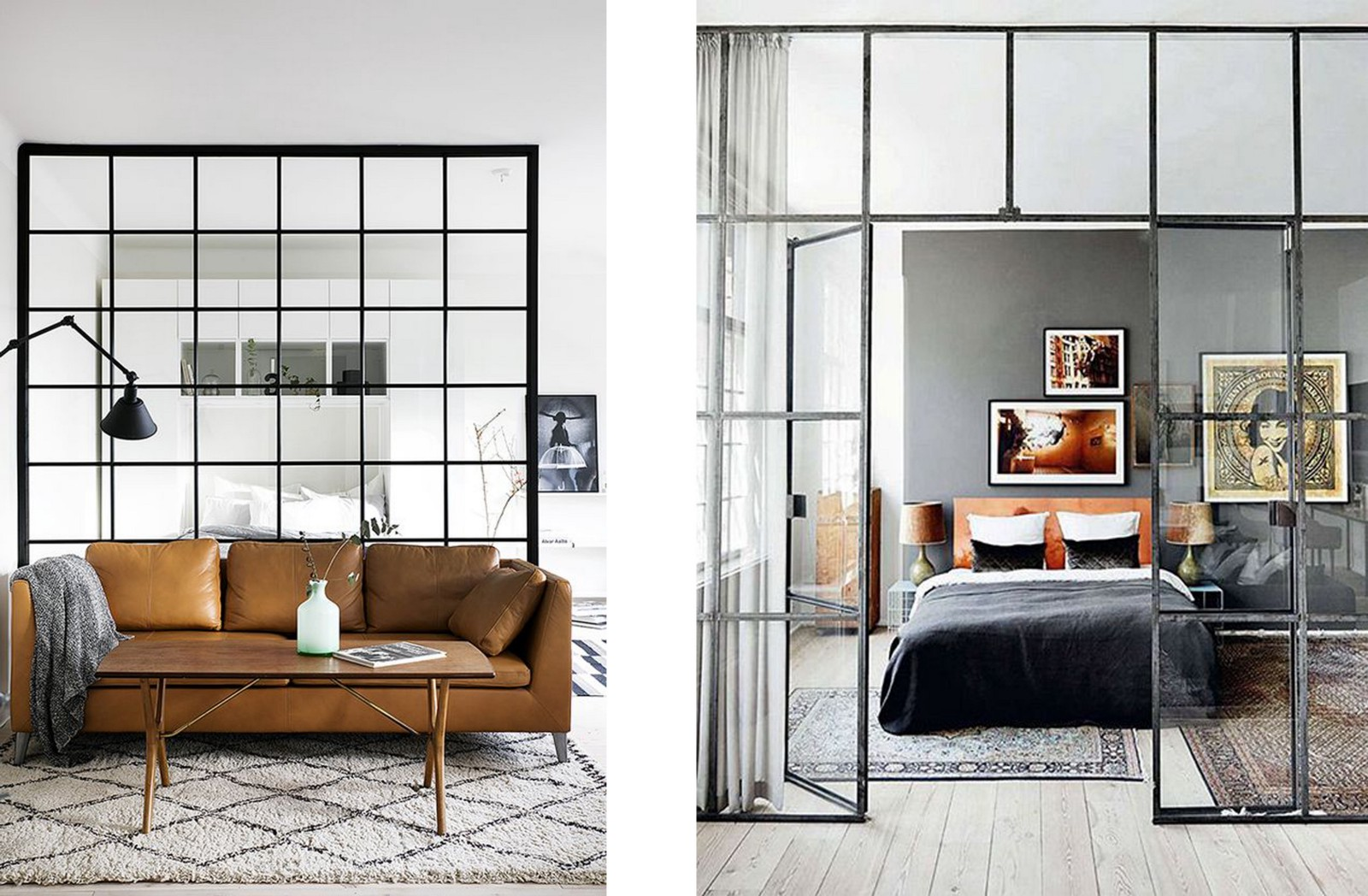 Glass Partition in the Interior – Basics of Interior Design – Medium