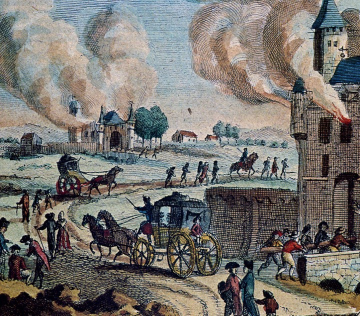 exploring the causes of the french revolution Q what are the principal causes of the french revolution  explores in depth  this insight about the importance of representation and symbols furet's.