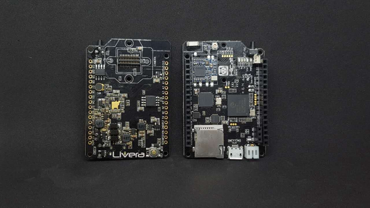 Livera Brings Low-Cost Machine Vision to the DIY Community