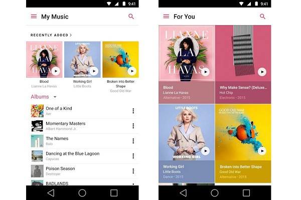 can you get apple music on android