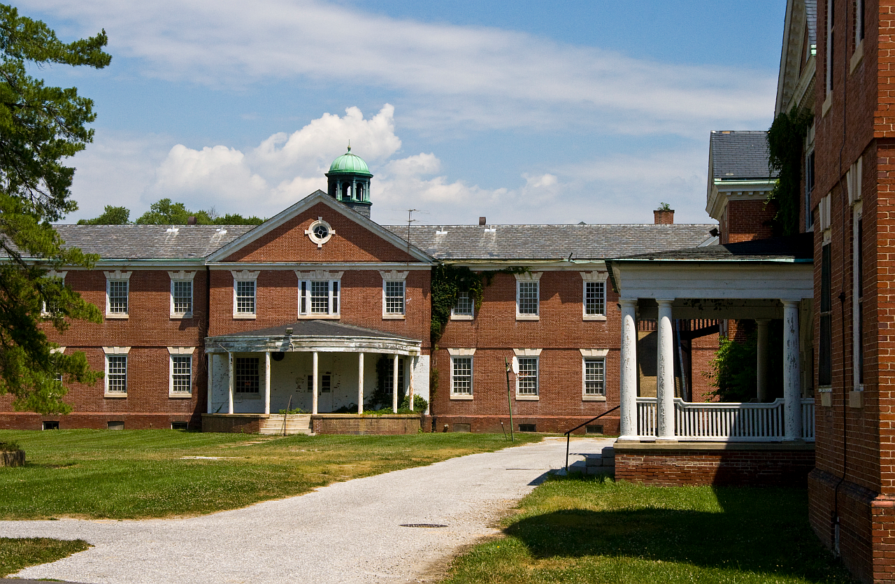 Springfield State Hospital, Sykesville, Maryland