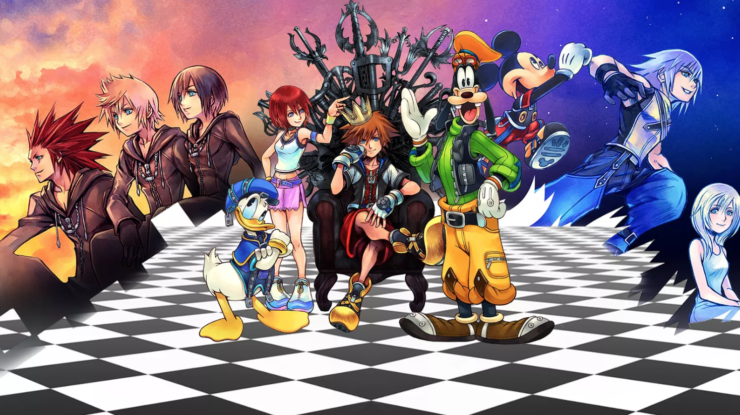 My Love For The Kingdom Hearts Series Is Well Known If You Follow Me On Any Form Of Social Media To Say That I Adore This Series Is An Understatement