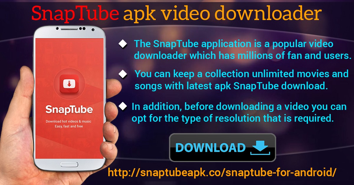 snaptube free download for android mobile
