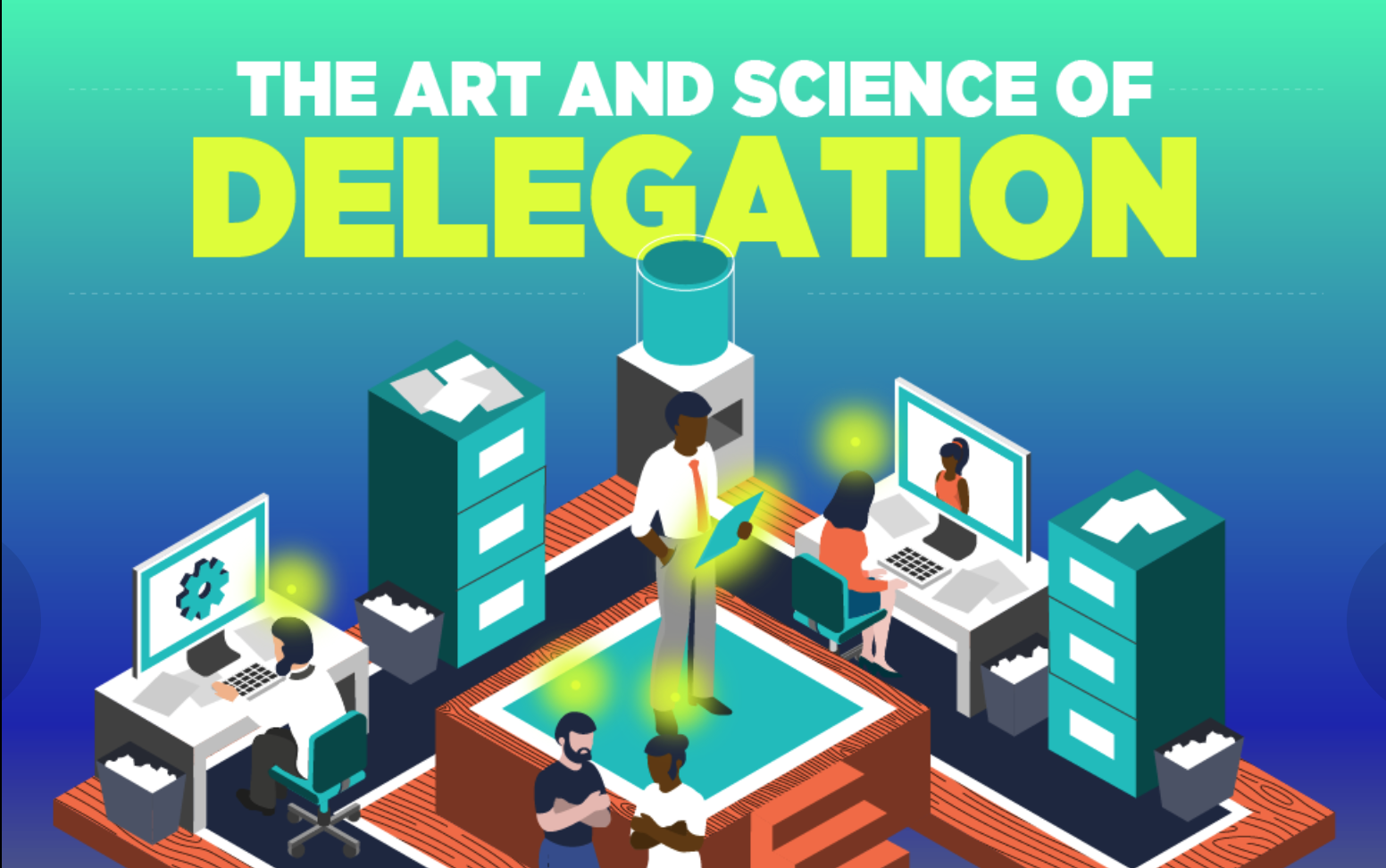 Knowing When and How to Delegate in Your Company